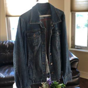 Tommy Hilfiger Large Jean Jacket